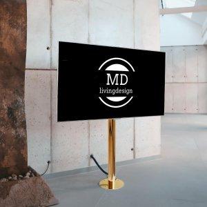 tv standfuss gold von md livingdesign